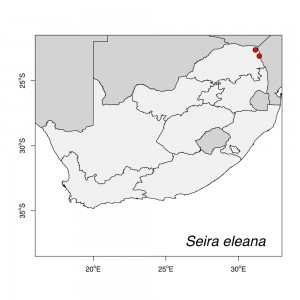 Seira eleana Map