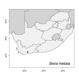 Seira metala Map