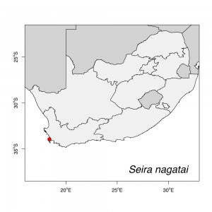 Seira nagatai Map